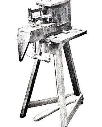 Sewing Machines in the 19th Century - Barthelemy Thimonnier