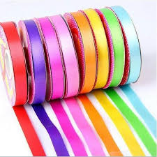 Ribbons for Sewing Projects