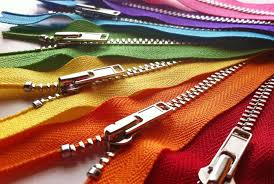 Zips for Sewing Projects